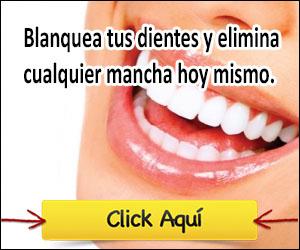 No se sienta avergonzado nunca más. Elimine cualquier mancha y blanquee sus dientes en 10 días o menos.